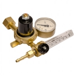 Universal flow regulator RAr/CO-200-2DM