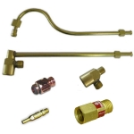Spare parts for liquid fuel cutting torches