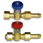 connecting valves