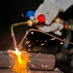 Gas welding torches